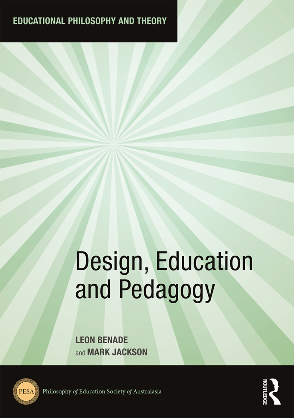 Design, Education and Pedagogy book cover