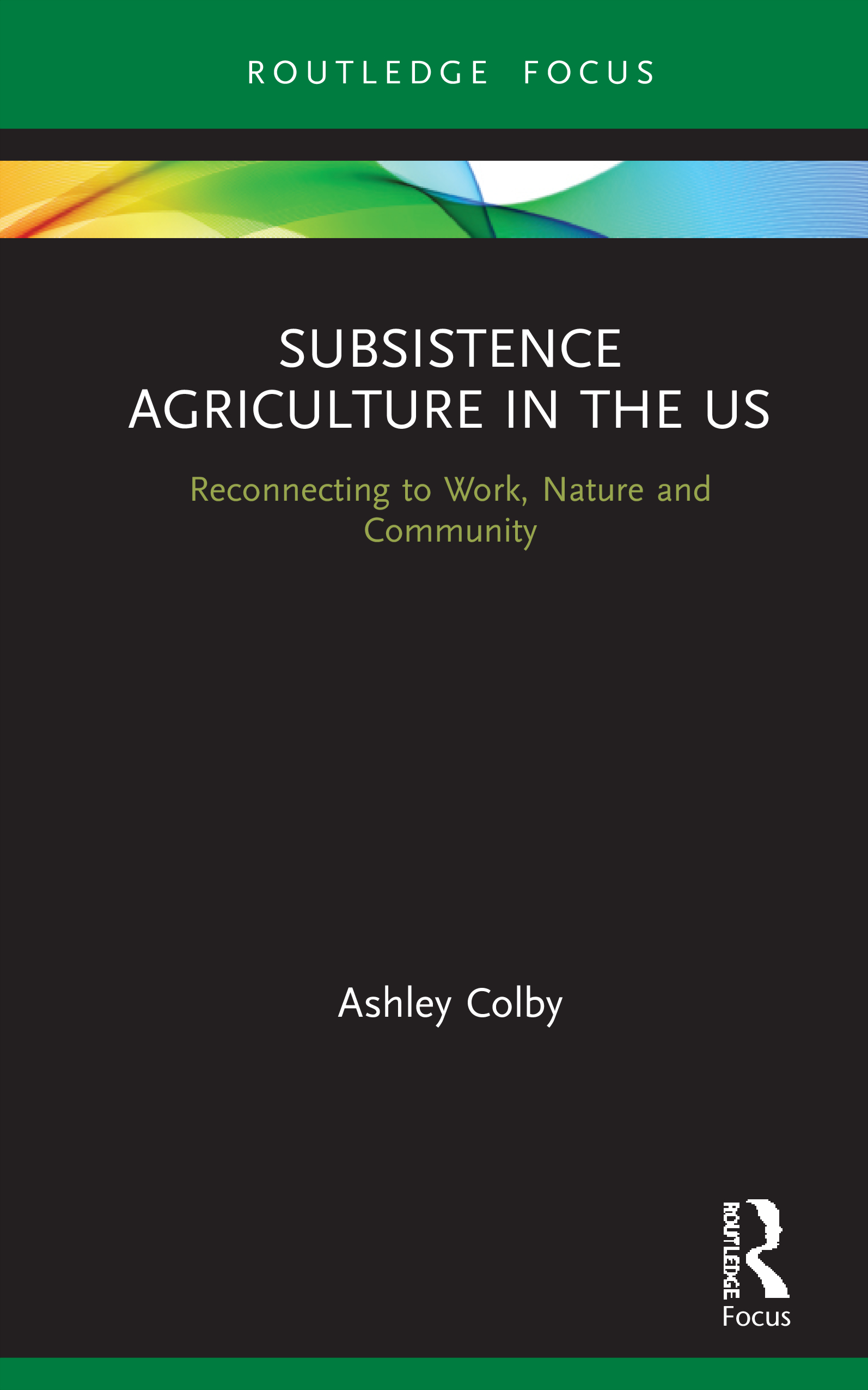 Subsistence Agriculture in the US