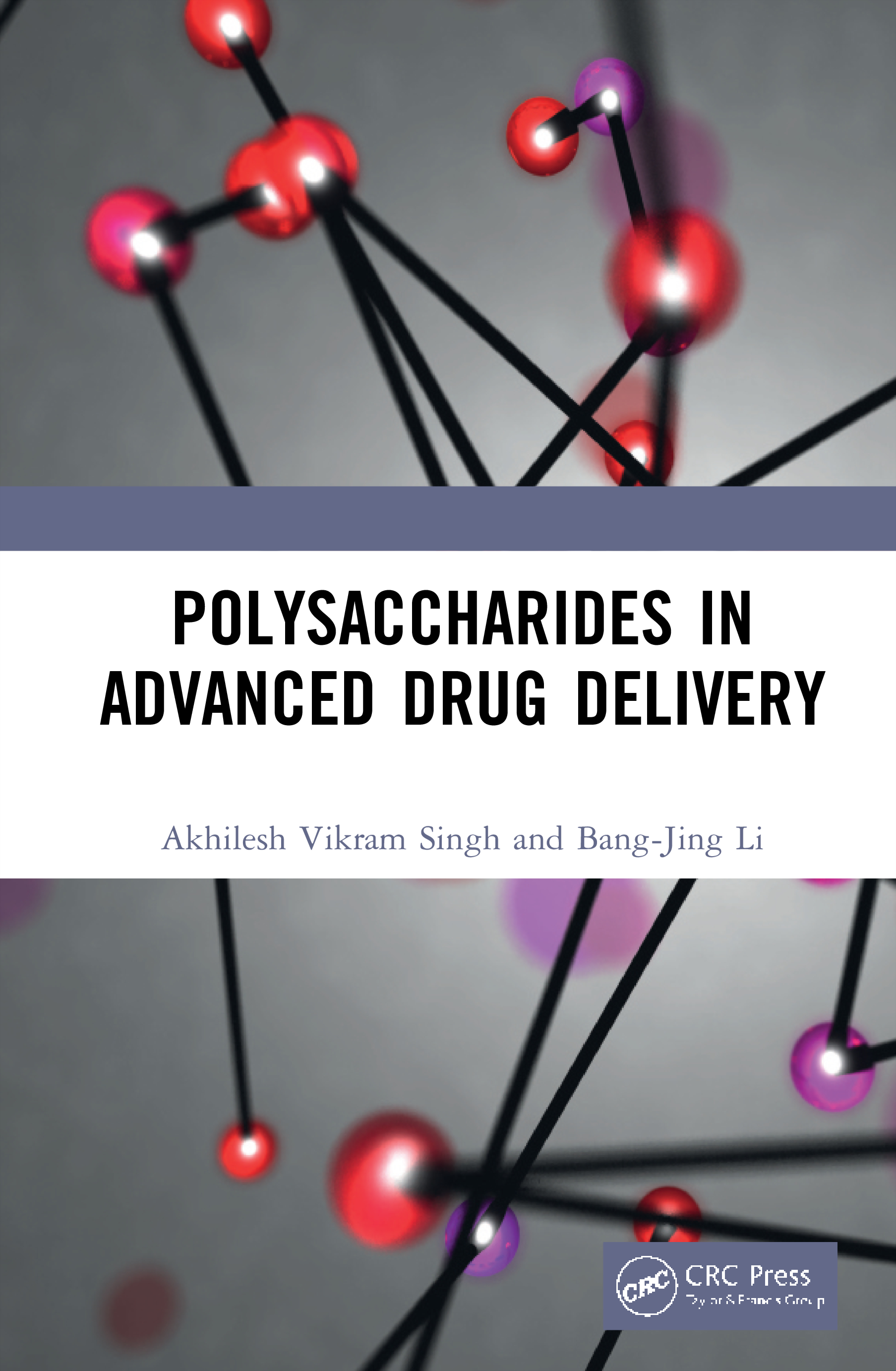 Polysaccharides in Advanced Drug Delivery book cover
