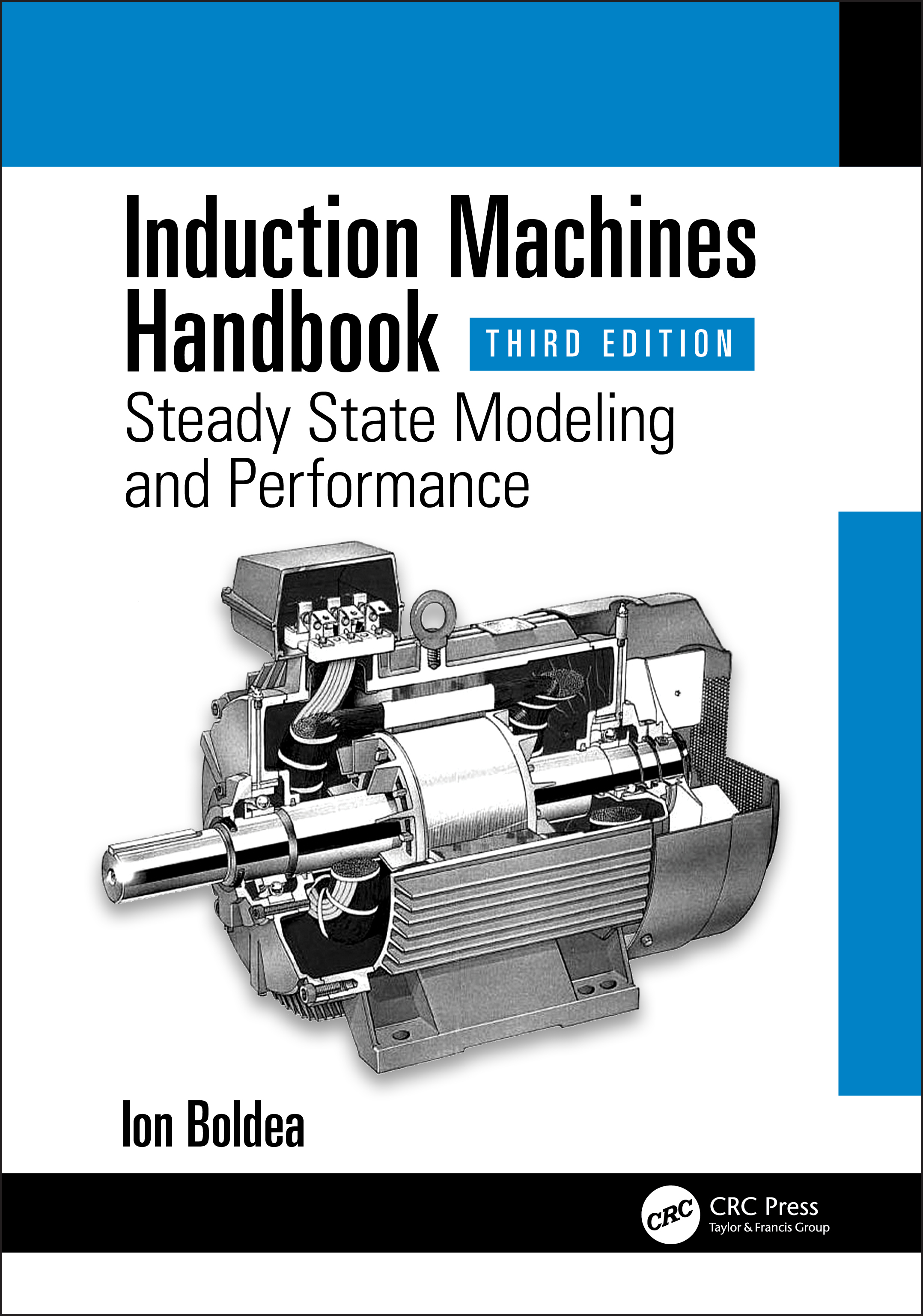 Induction Machines Handbook: Steady State Modeling and Performance book cover