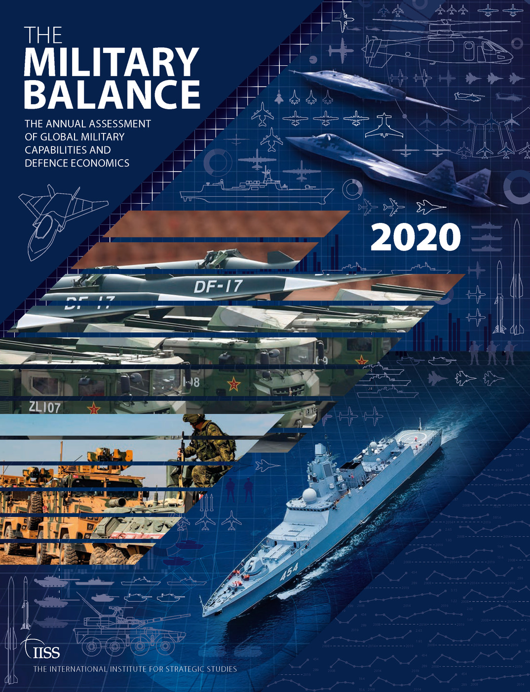 The Military Balance 2020 book cover