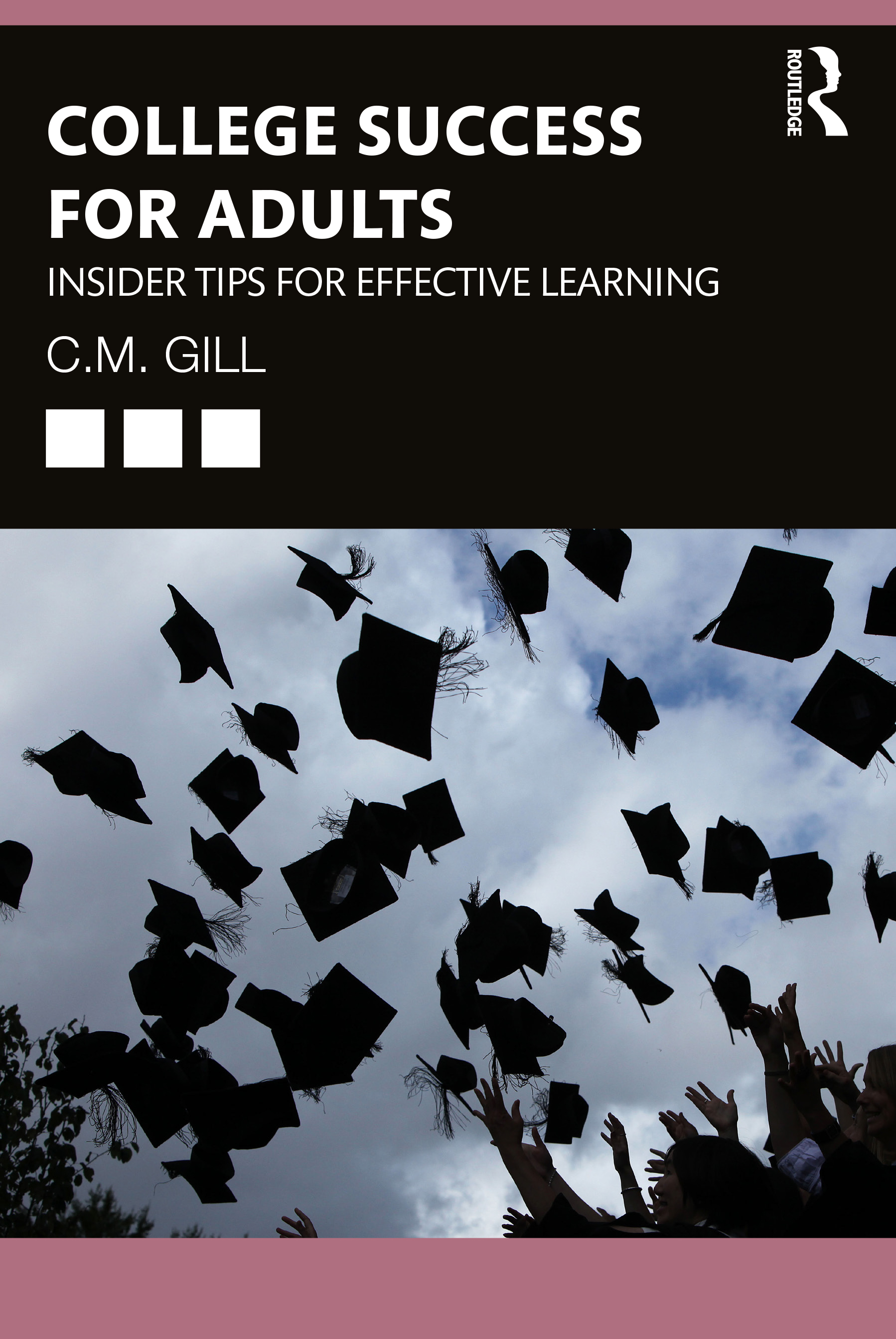 College Success for Adults: Insider Tips for Effective Learning book cover