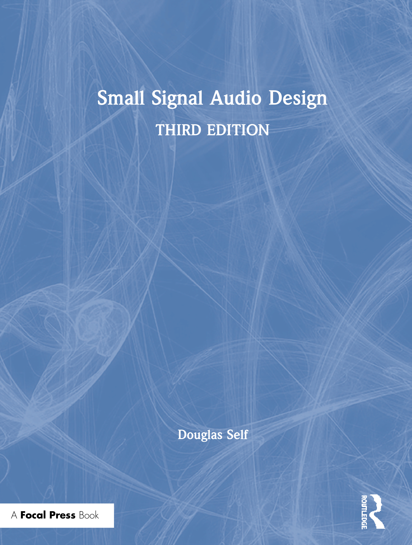 Small Signal Audio Design book cover