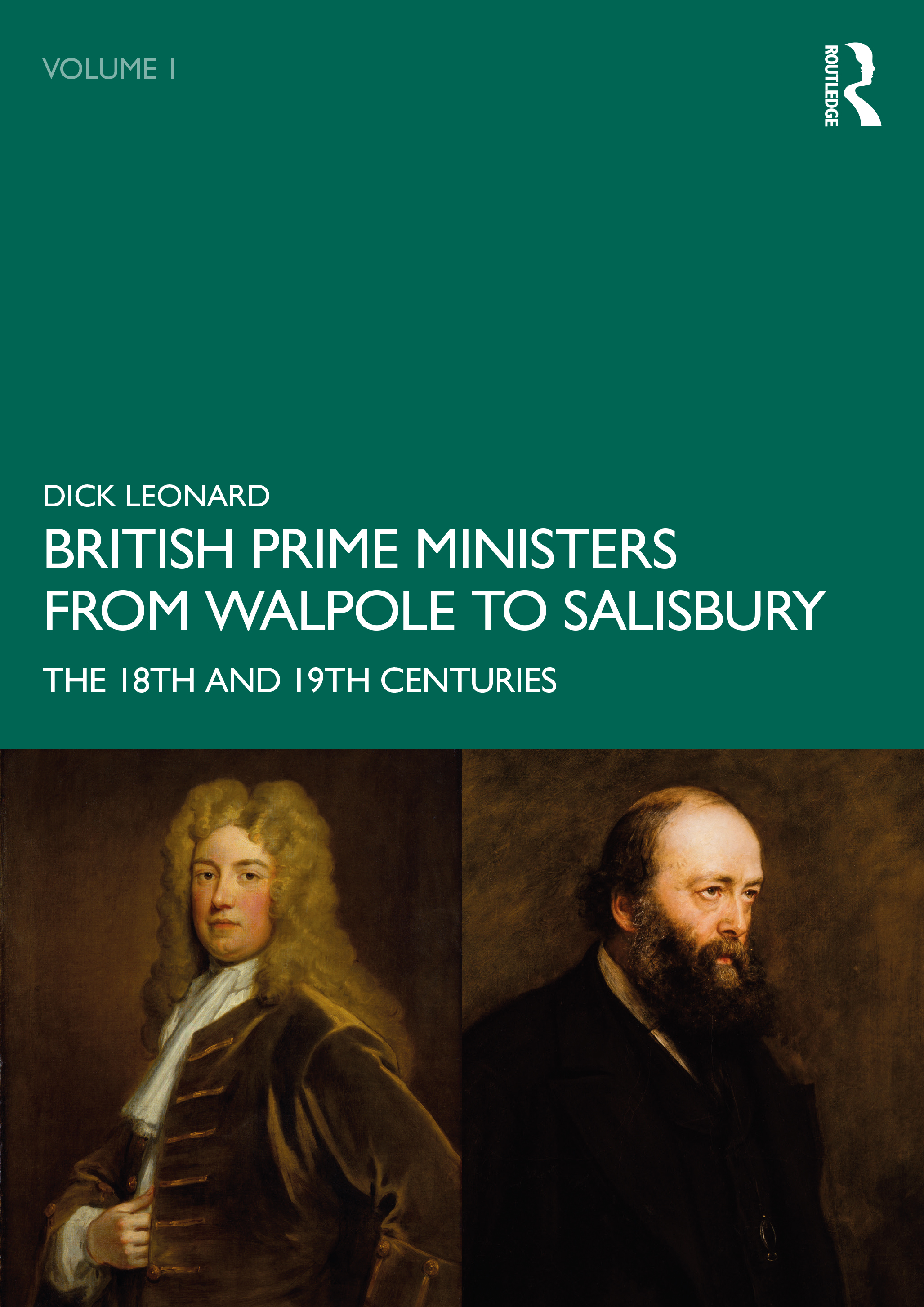 British Prime Ministers from Walpole to Salisbury book cover