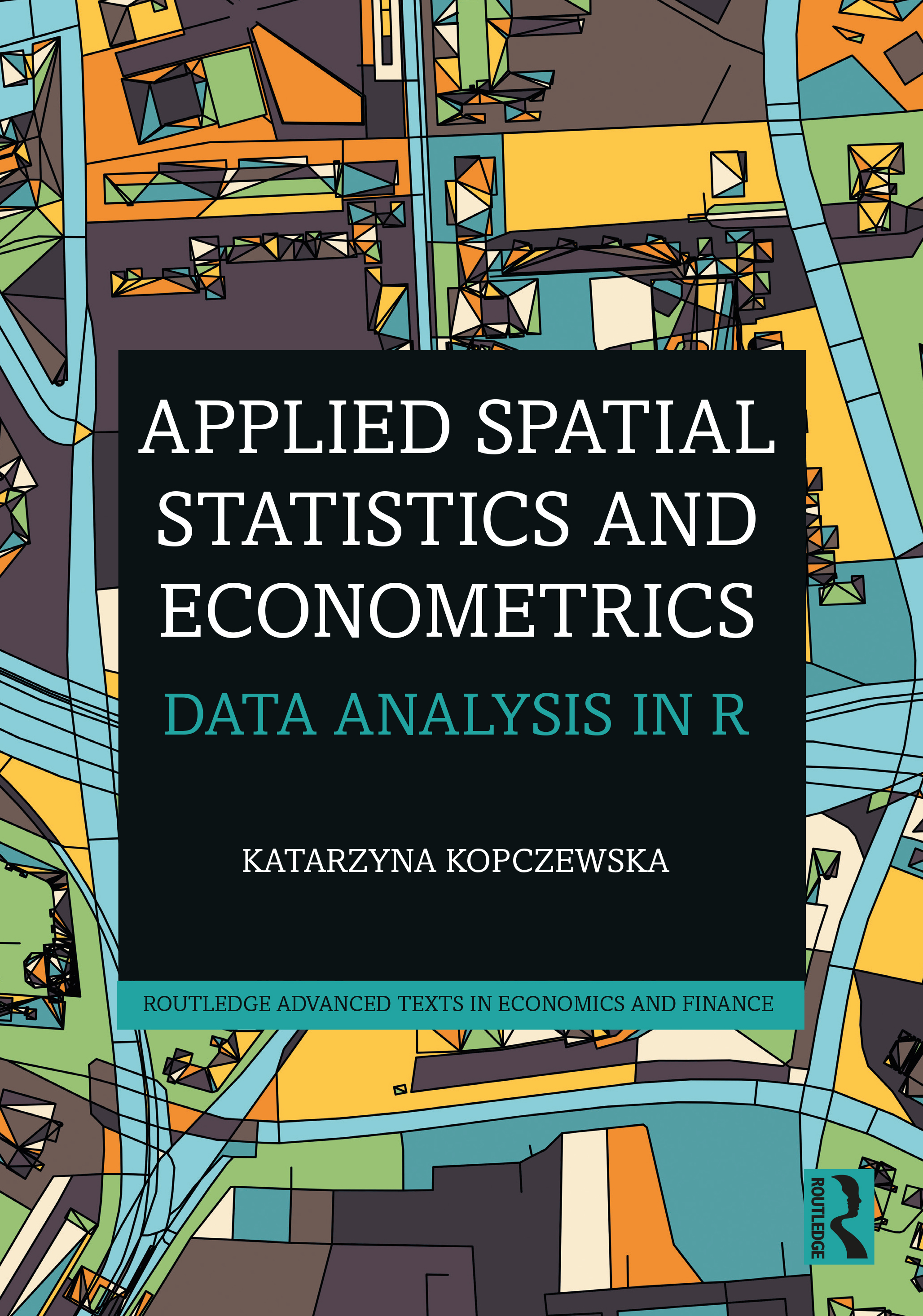 Applied Spatial Statistics and Econometrics: Data Analysis in R book cover