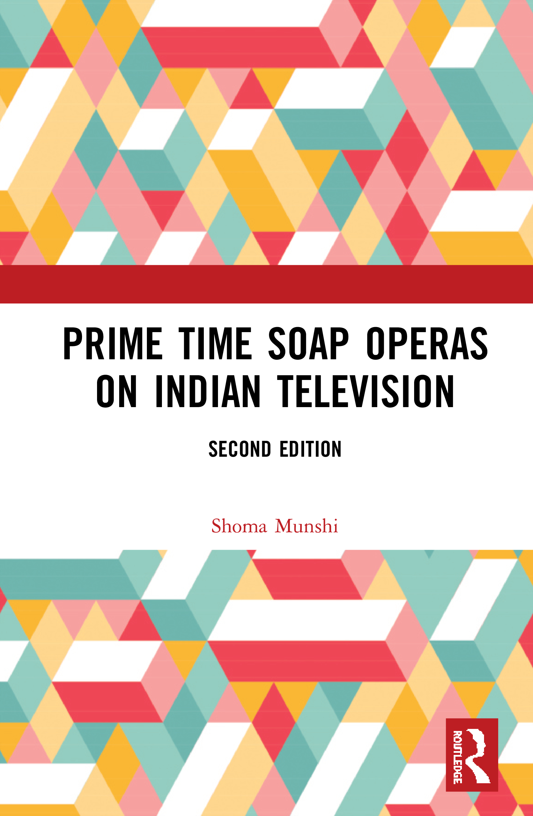 Prime Time Soap Operas on Indian Television book cover