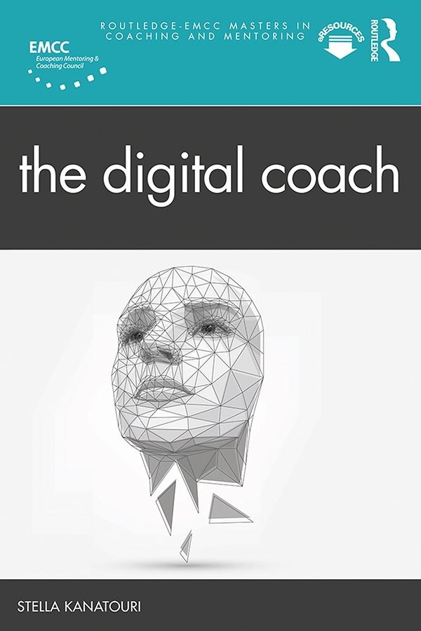 The Digital Coach book cover