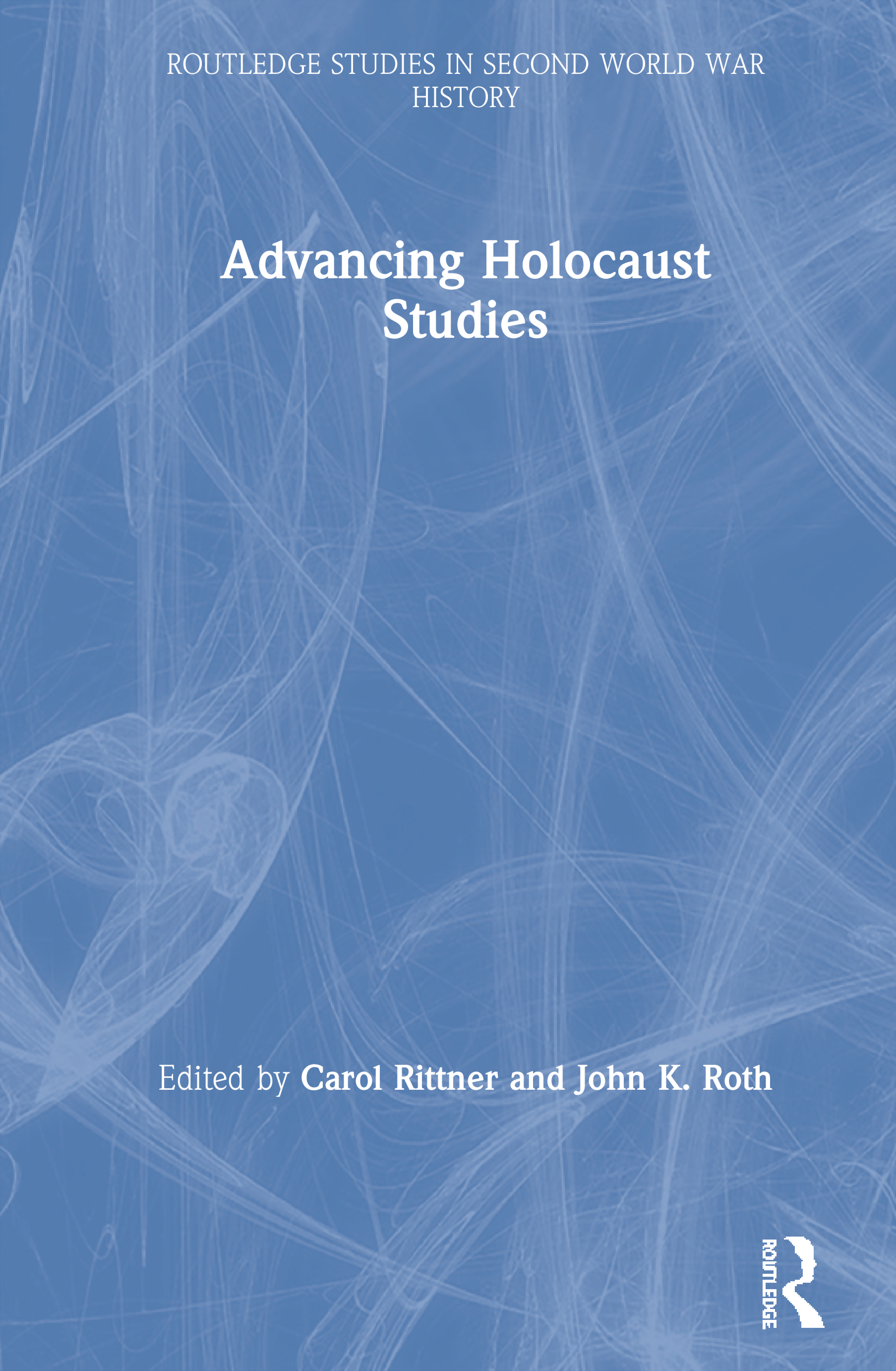 Advancing Holocaust Studies book cover
