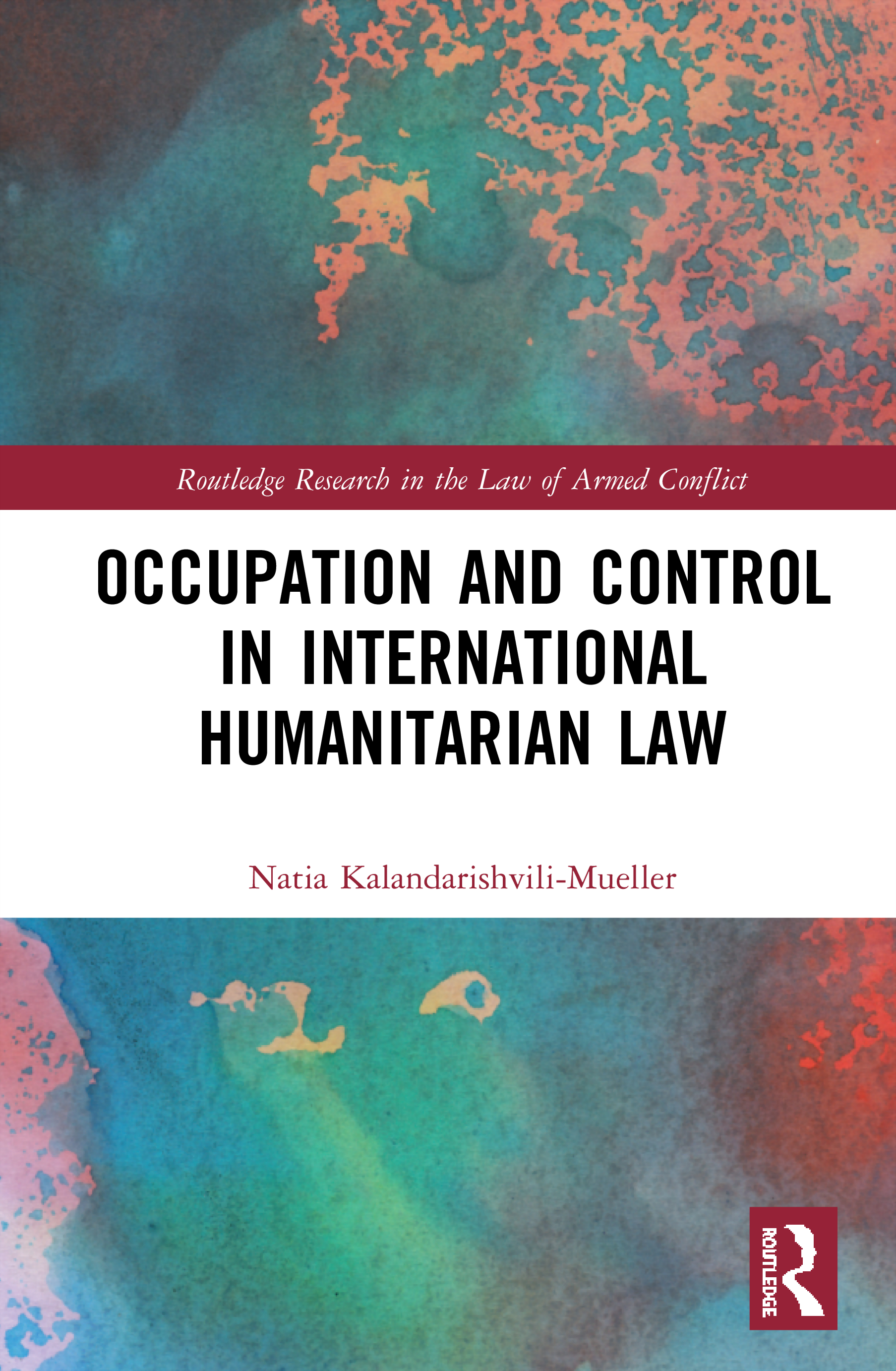 Occupation and Control in International Humanitarian Law book cover