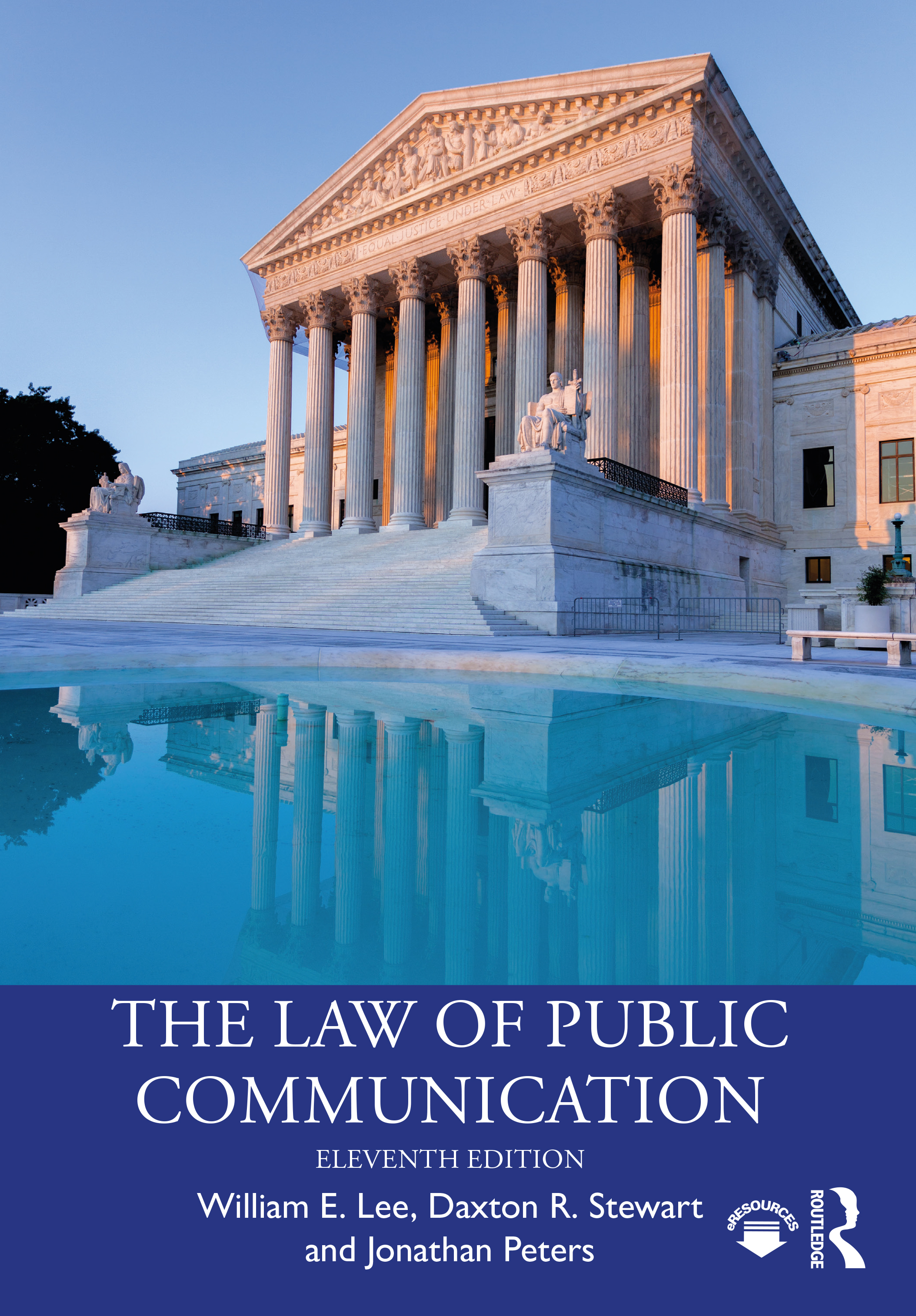The Law of Public Communication, 11th Edition book cover