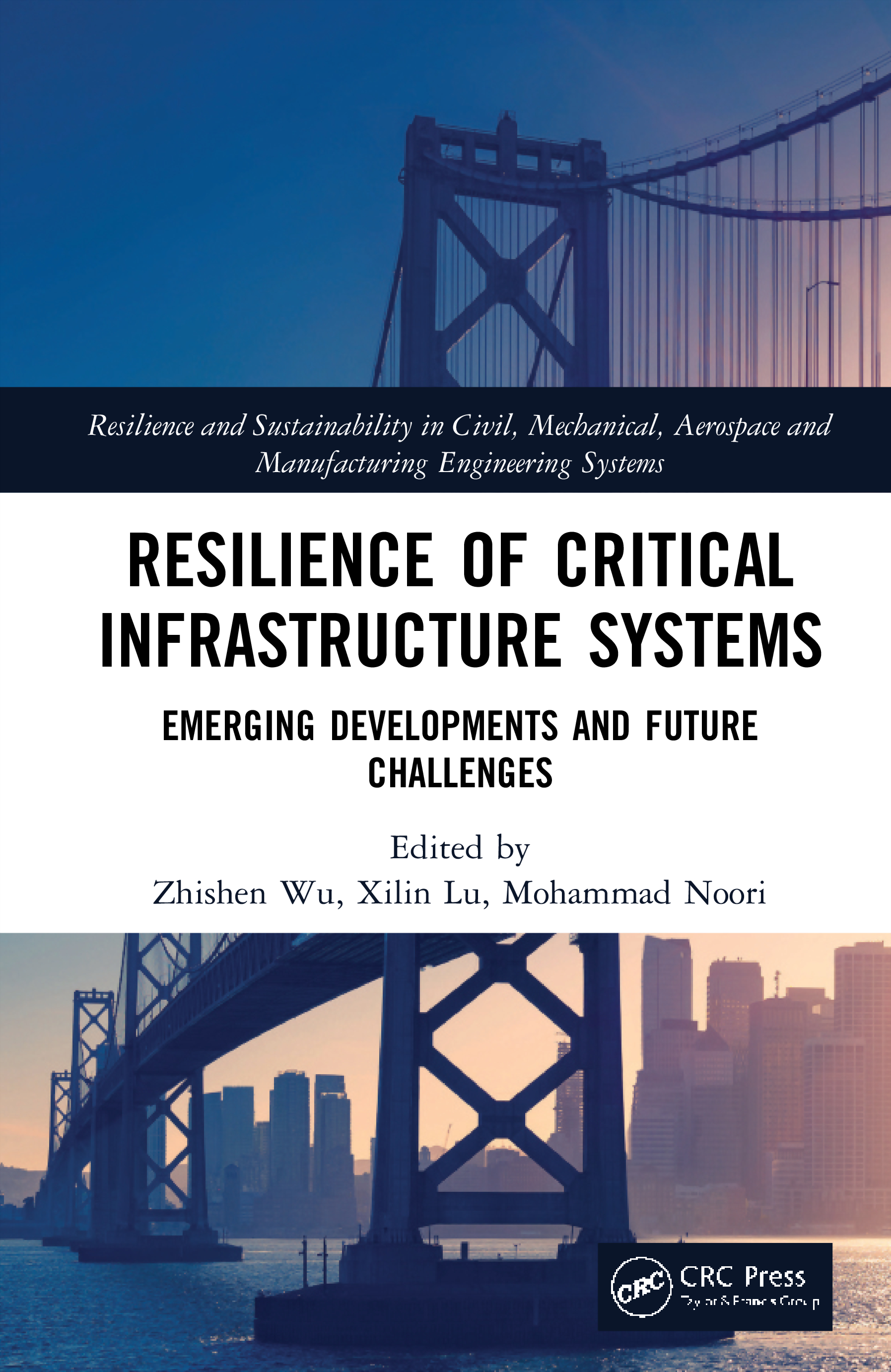 Resilience of Critical Infrastructure Systems: Emerging Developments and Future Challenges, 1st Edition (Hardback) book cover