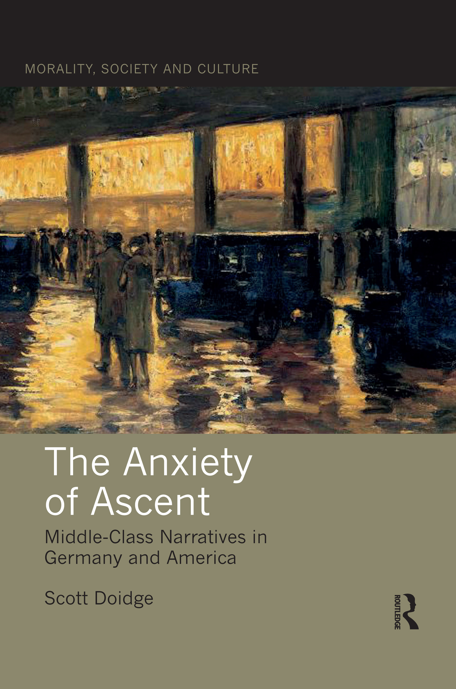 The Anxiety of Ascent