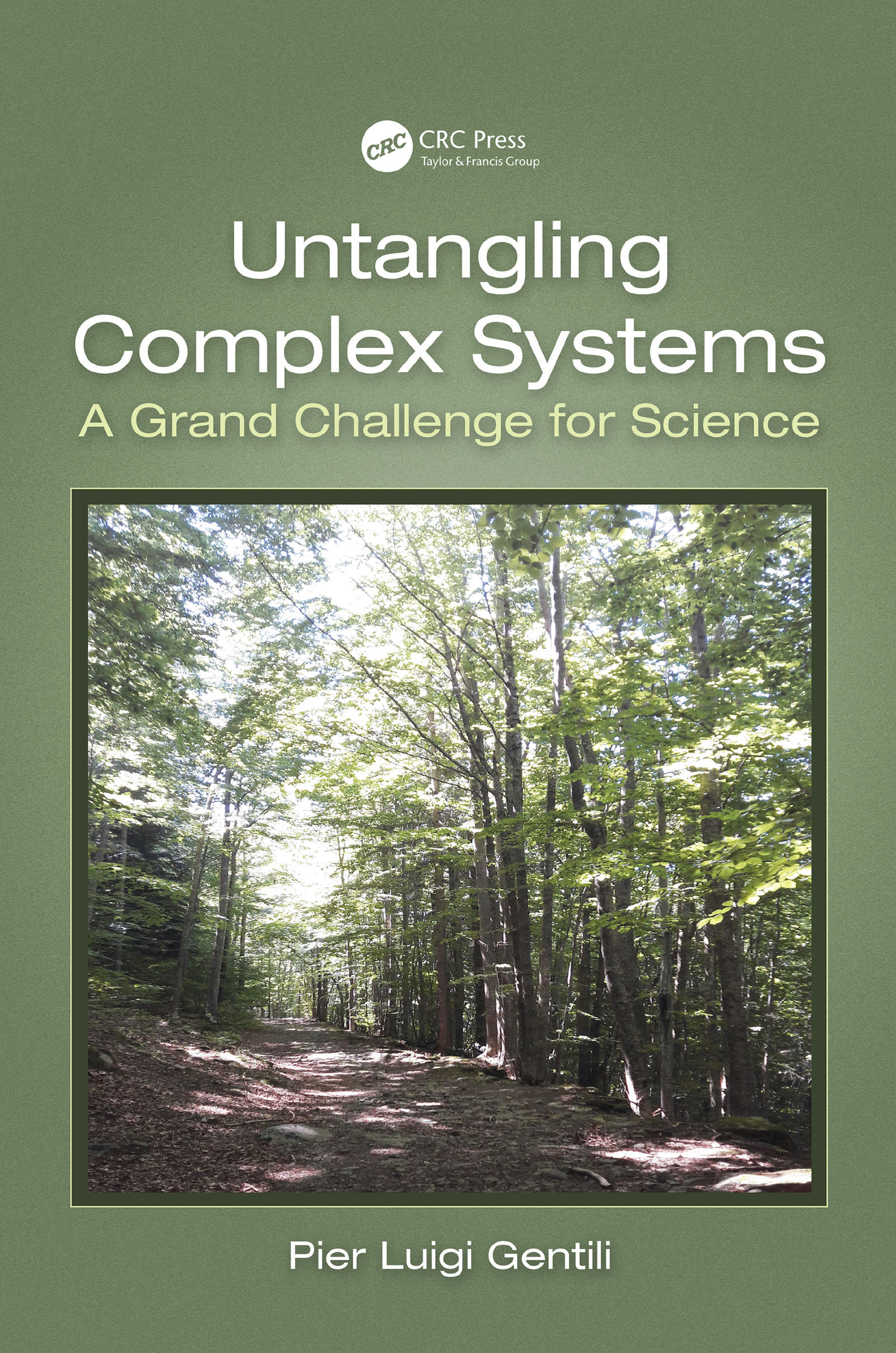 Untangling Complex Systems: A Grand Challenge for Science book cover