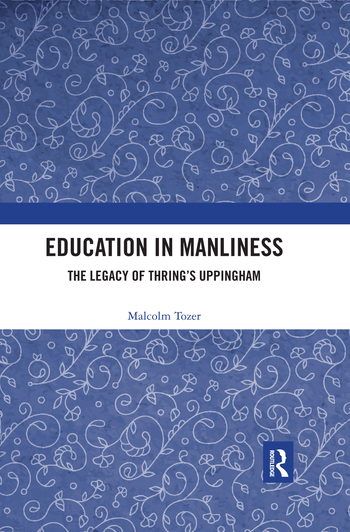 Education in Manliness