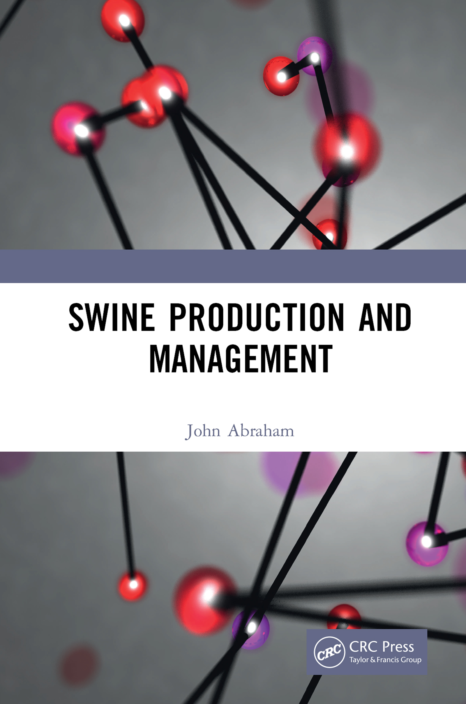 Swine Production and Management book cover