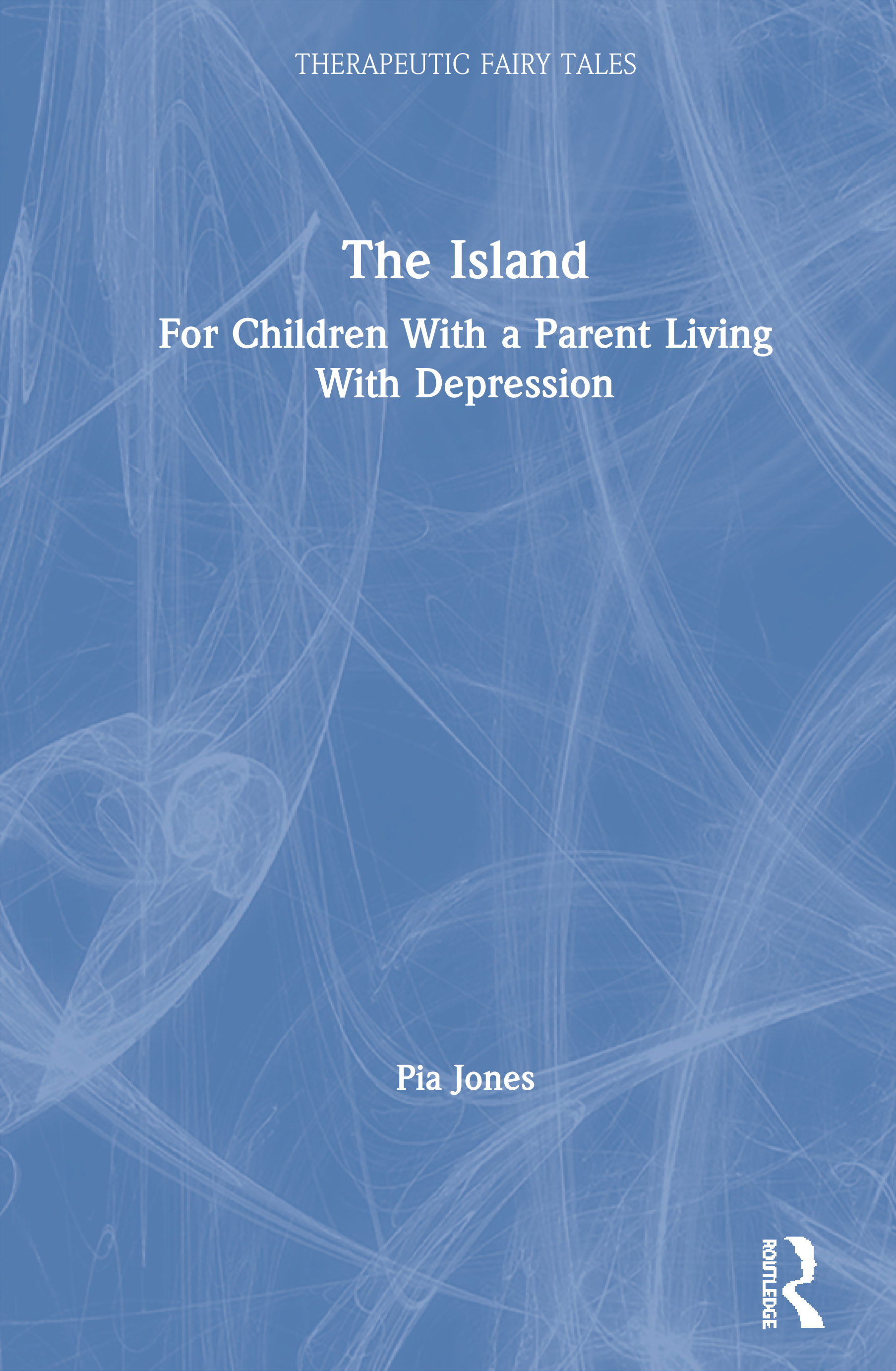 The Island: For Children With a Parent Living With Depression book cover