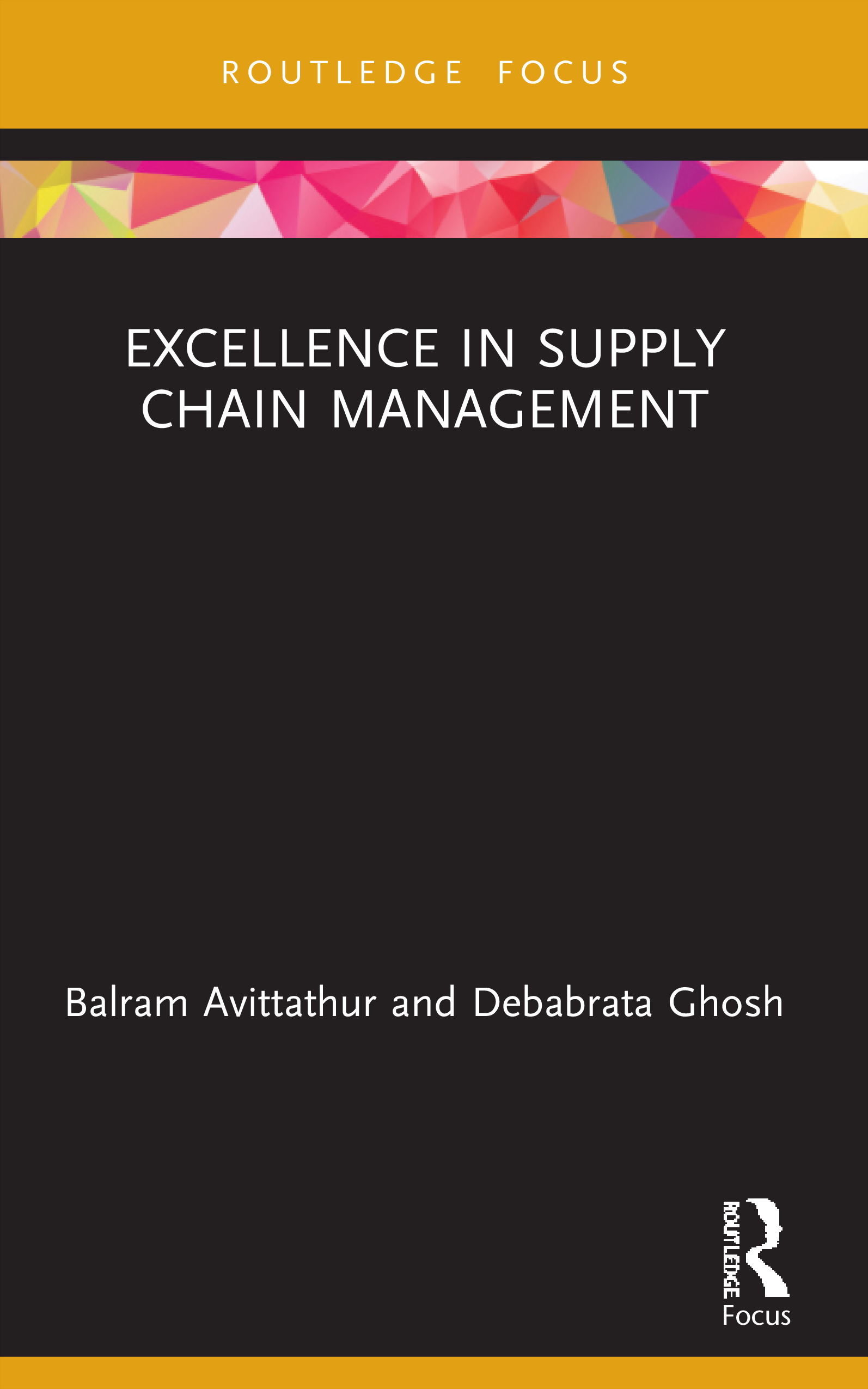 Excellence in Supply Chain Management