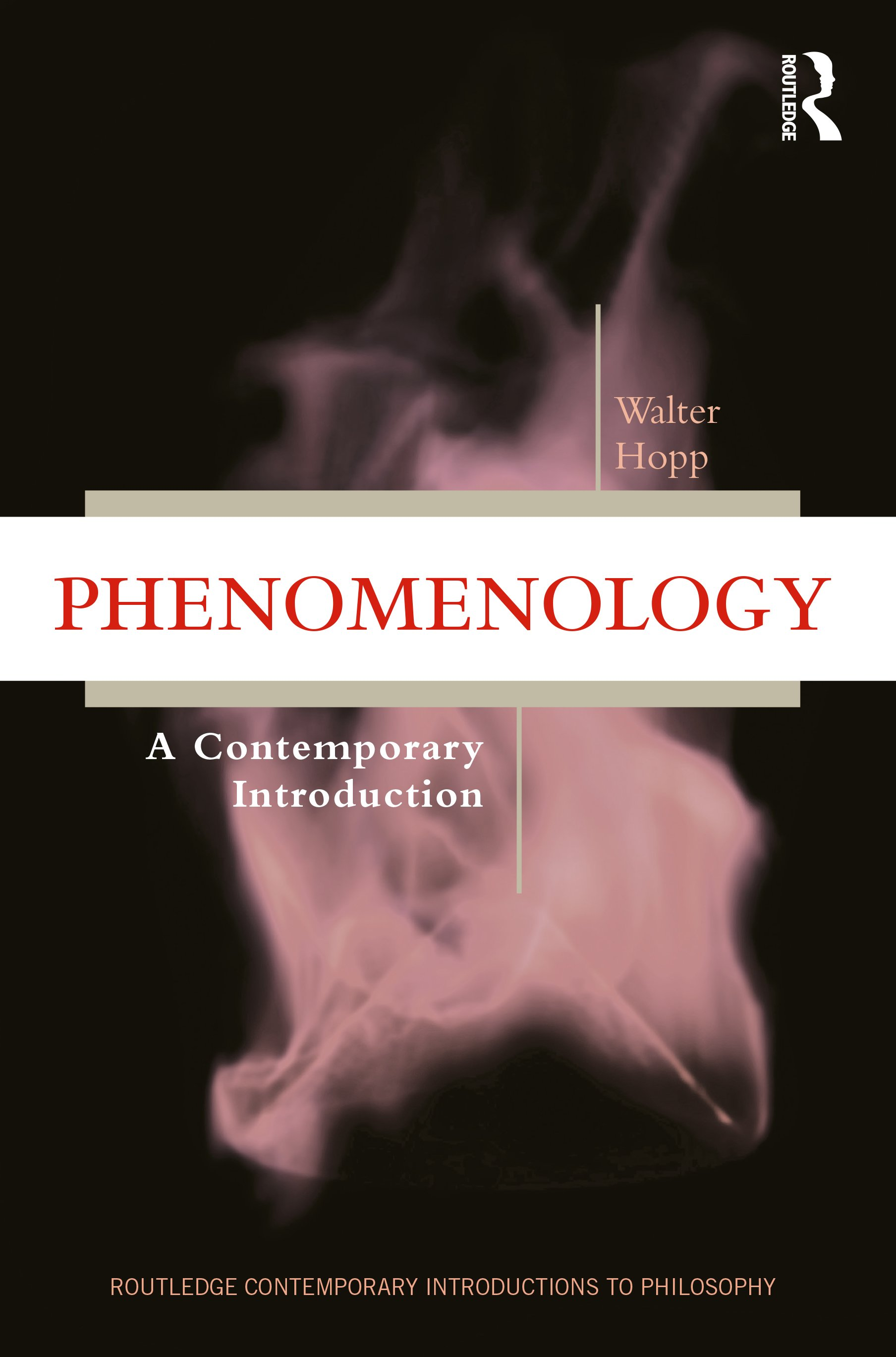 Phenomenology: A Contemporary Introduction Book Cover