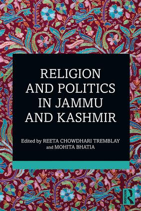 Religion and Politics in Jammu and Kashmir book cover
