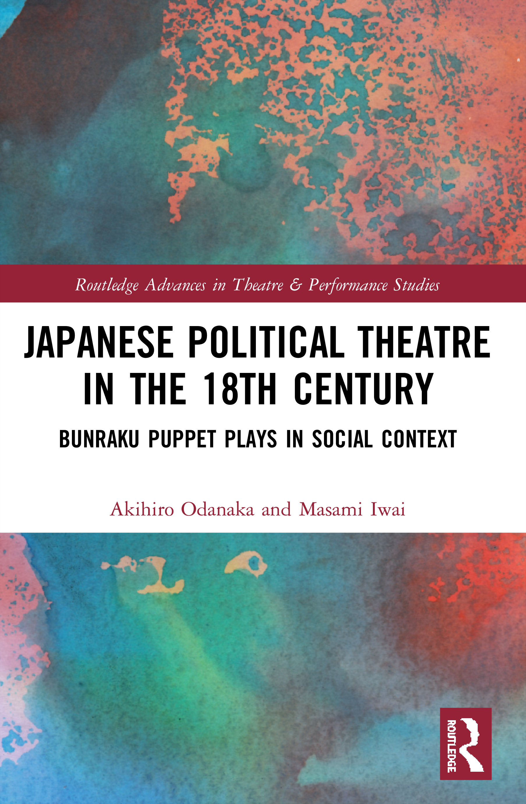 Japanese Political Theatre in the 18th Century