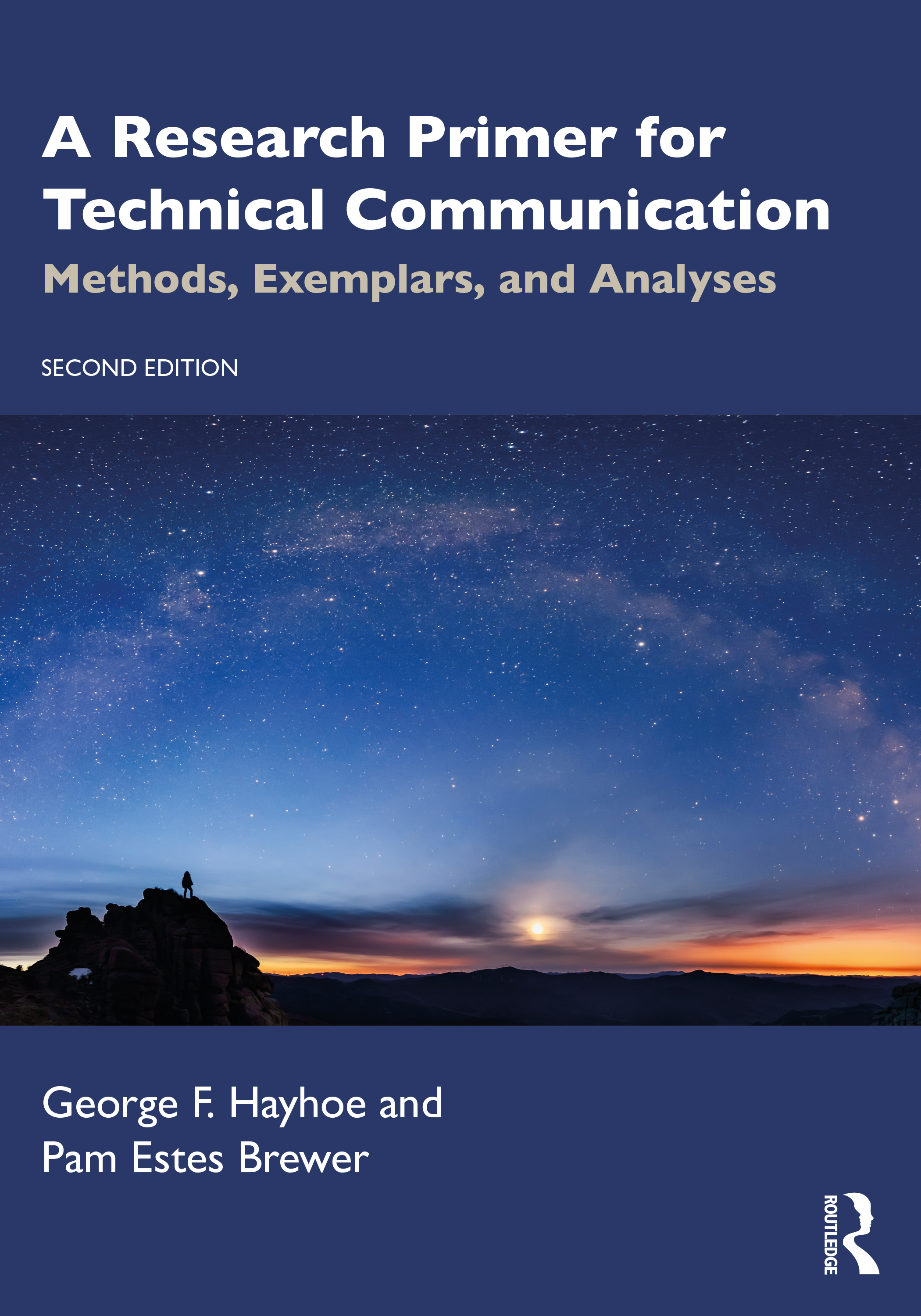A Research Primer for Technical Communication: Methods, Exemplars, and Analyses book cover