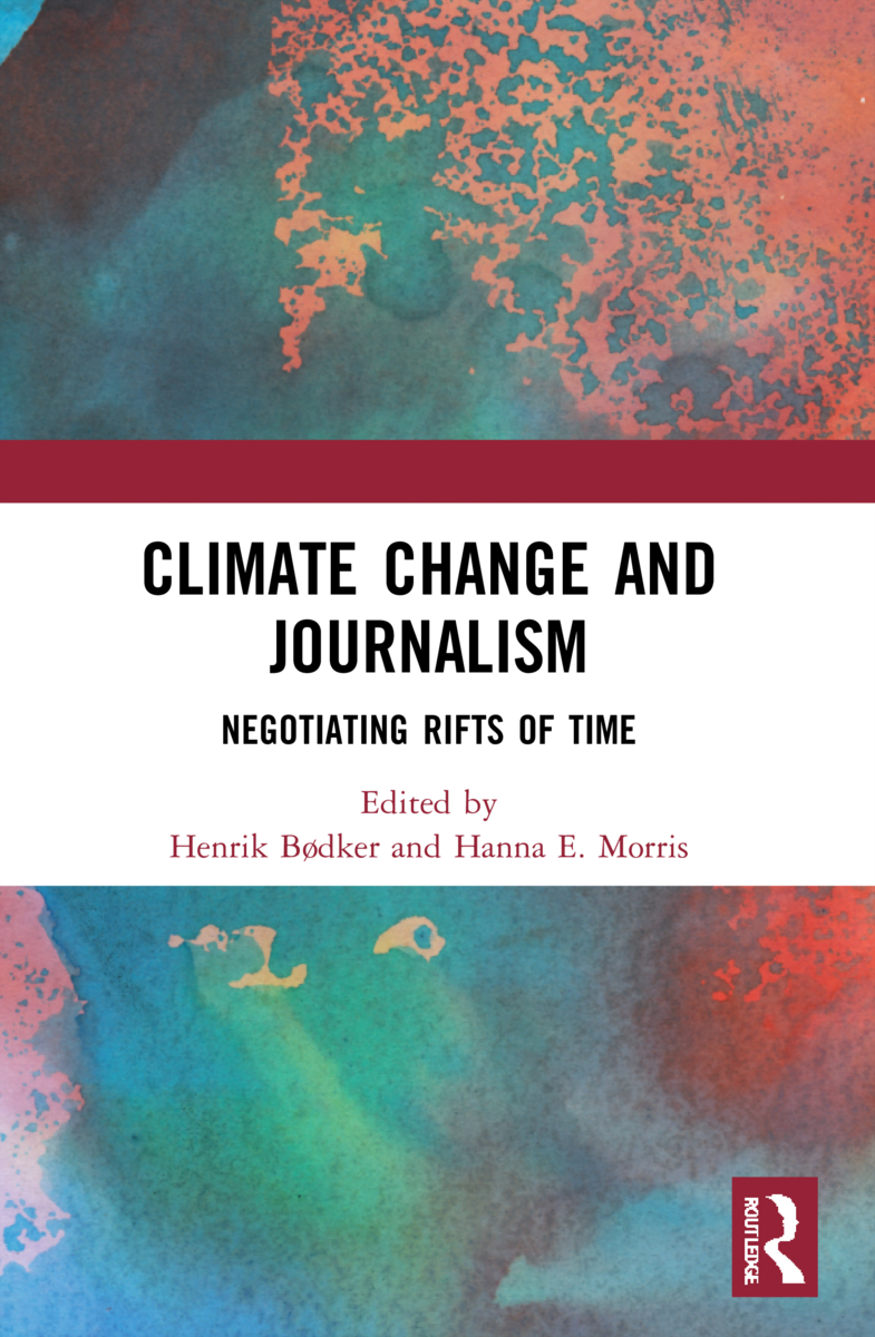 Climate change, journalism, and time