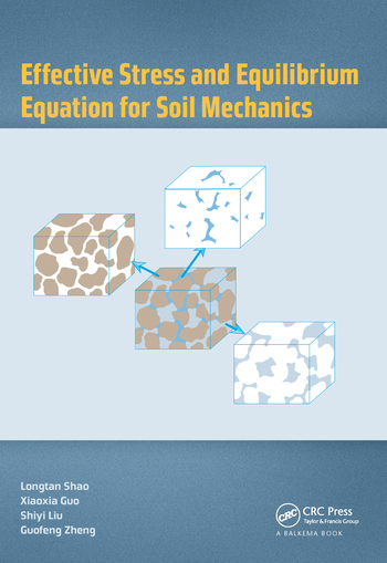 Effective Stress and Equilibrium Equation for Soil Mechanics