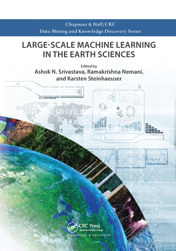 Large-Scale Machine Learning in the Earth Sciences