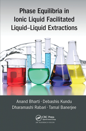 Phase Equilibria in Ionic Liquid Facilitated Liquid-Liquid Extractions