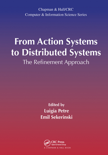 From Action Systems to Distributed Systems