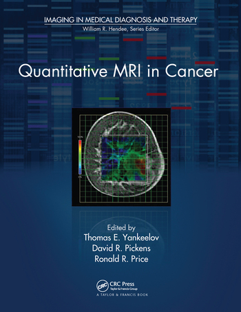 Quantitative MRI in Cancer