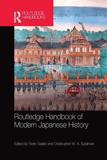 Routledge Handbook of Modern Japanese History