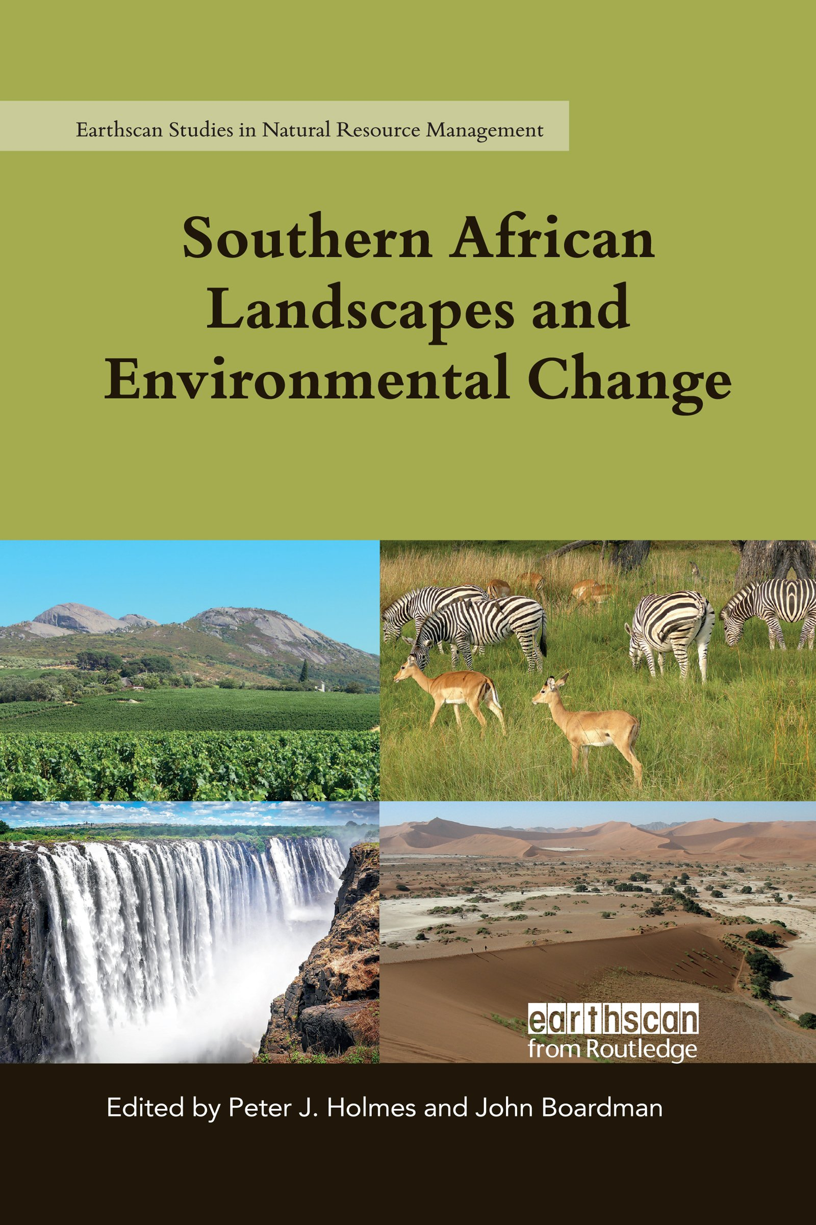 Southern African Landscapes and Environmental Change