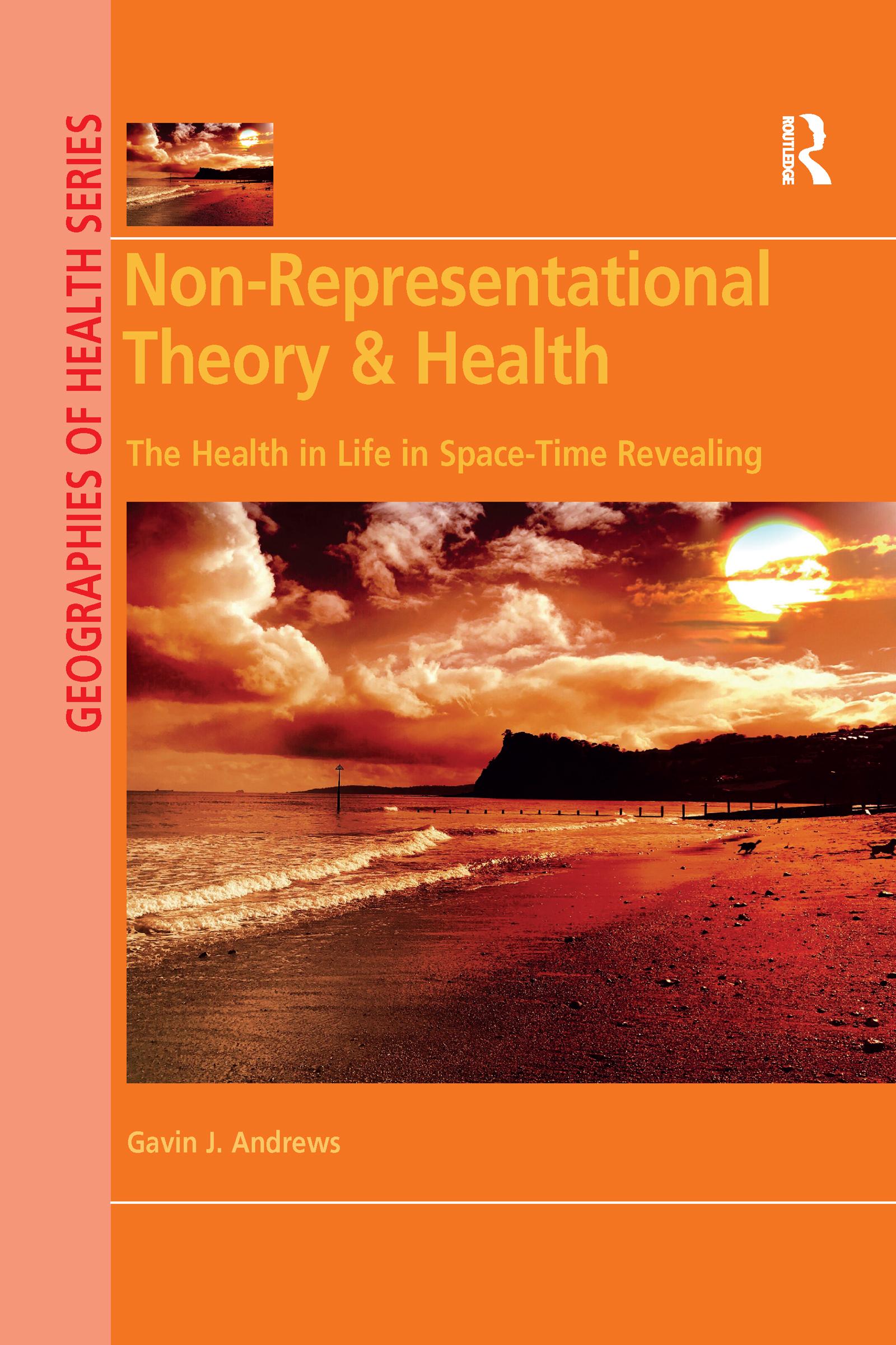 Non-Representational Theory & Health
