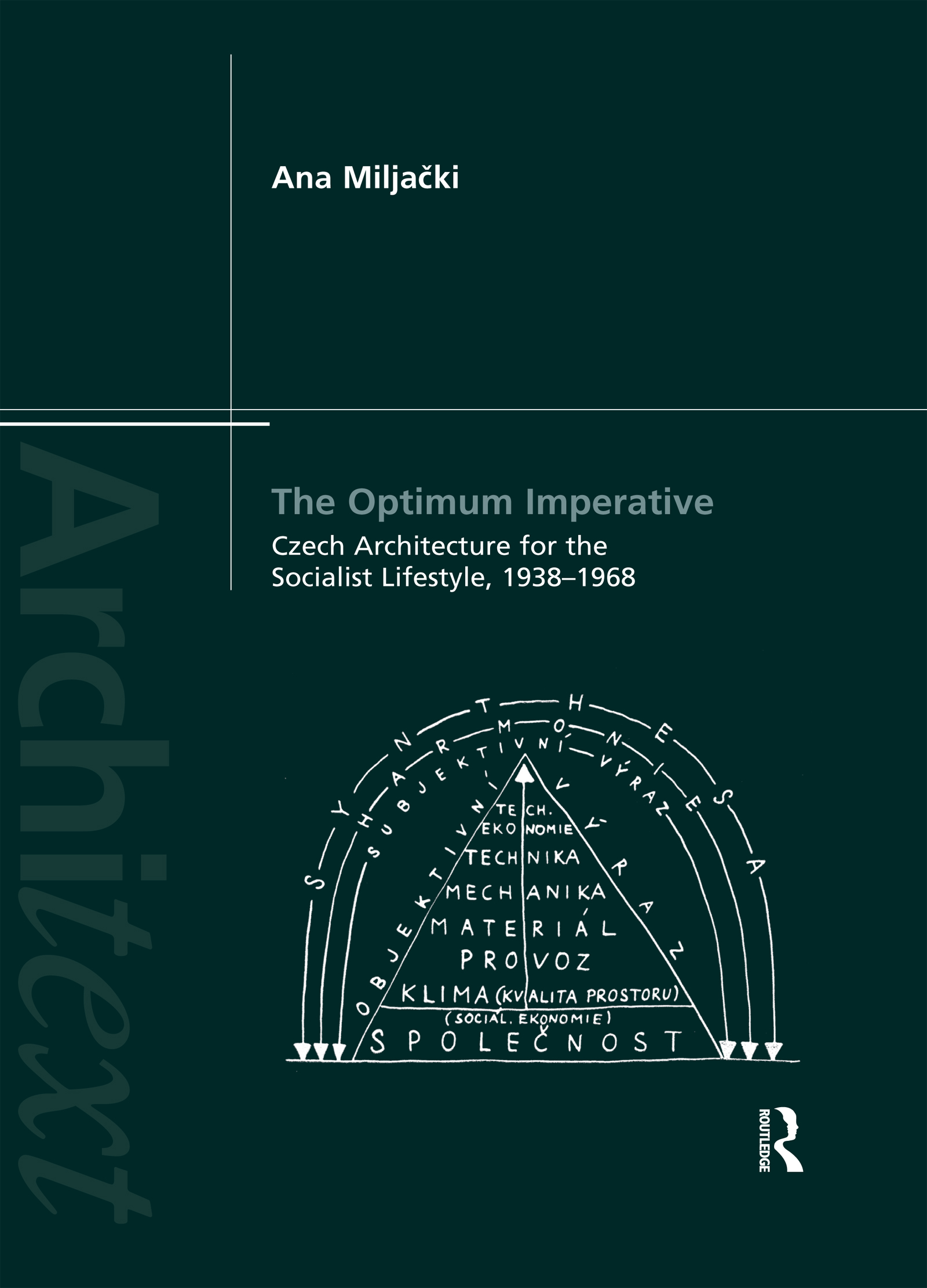 The Optimum Imperative: Czech Architecture for the Socialist Lifestyle, 1938–1968