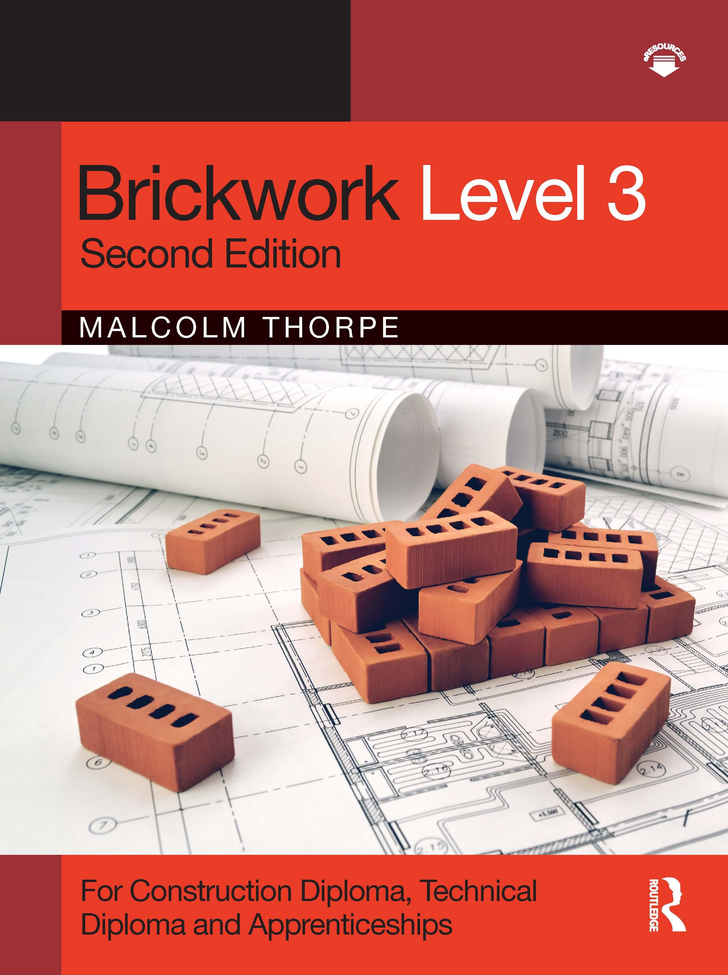 Ramped Brickwork