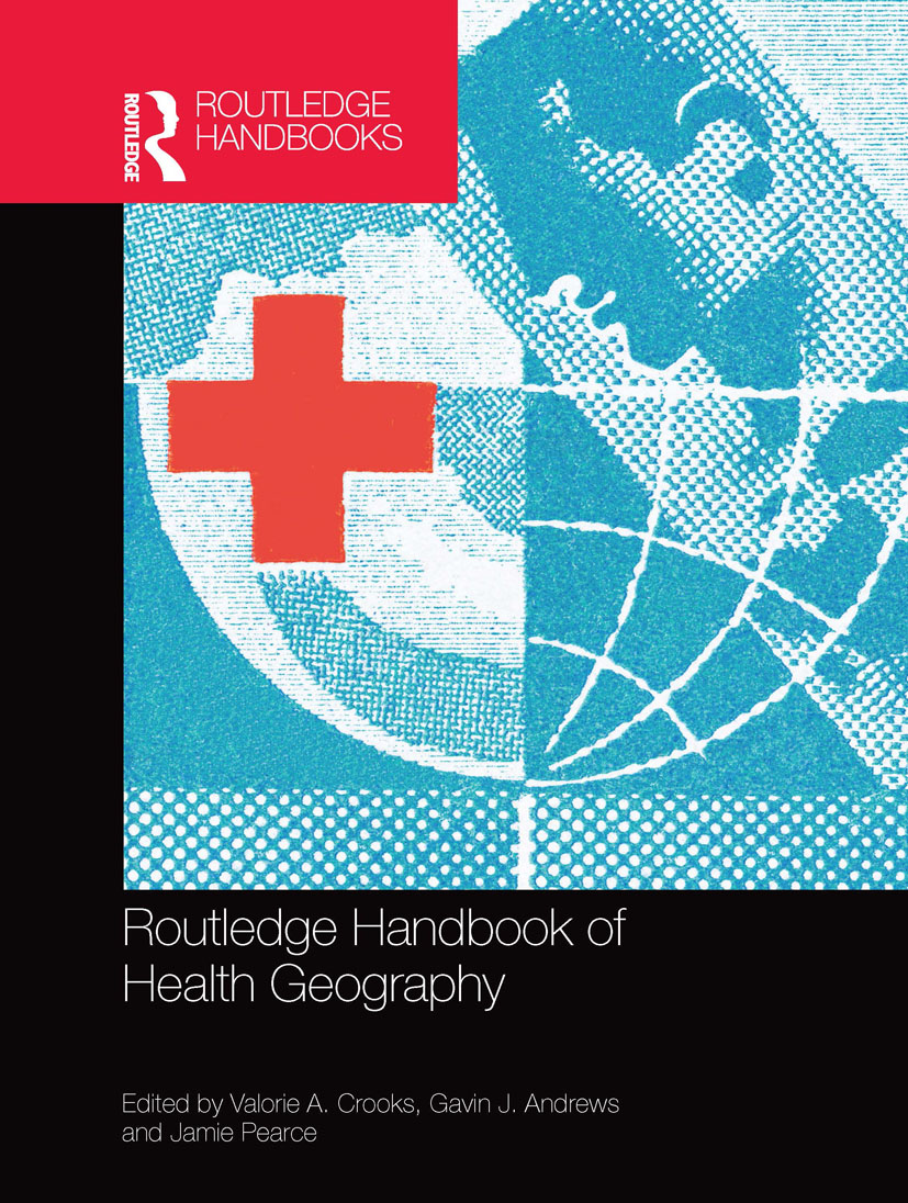 Health geography and the future of data