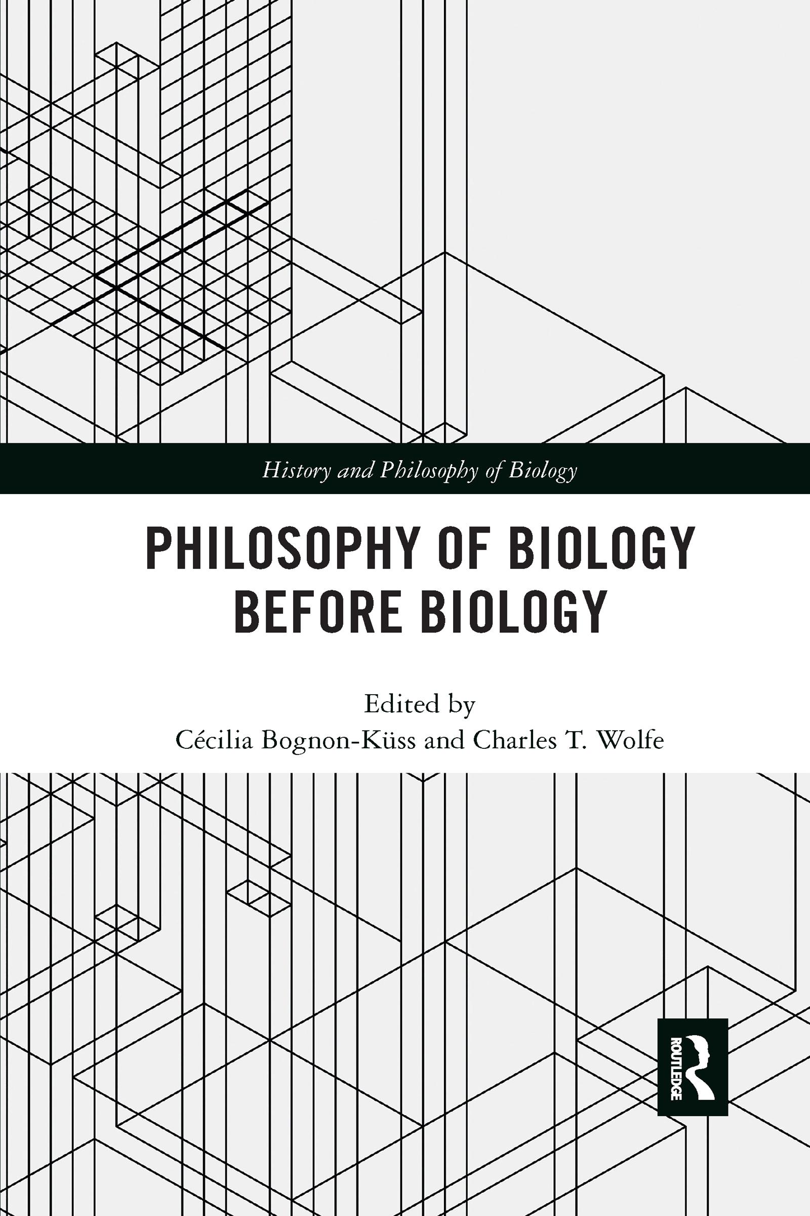 Philosophy of Biology Before Biology