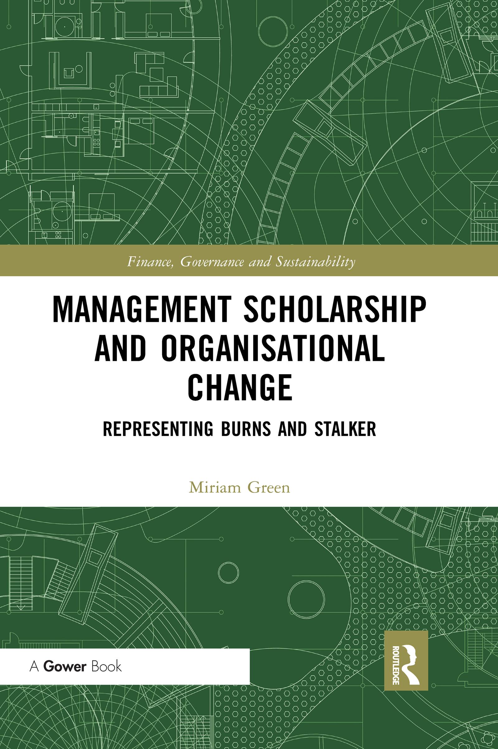 Management Scholarship and Organisational Change
