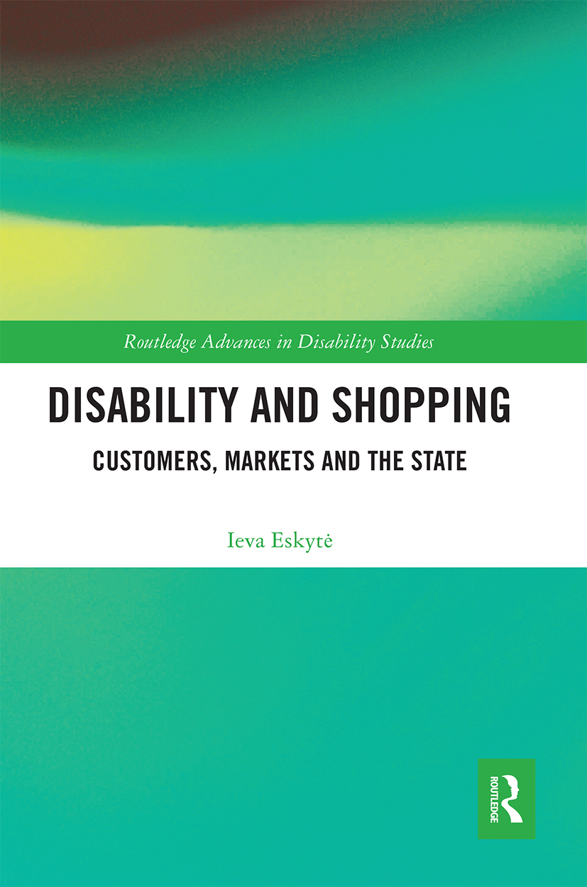 Disability and Shopping