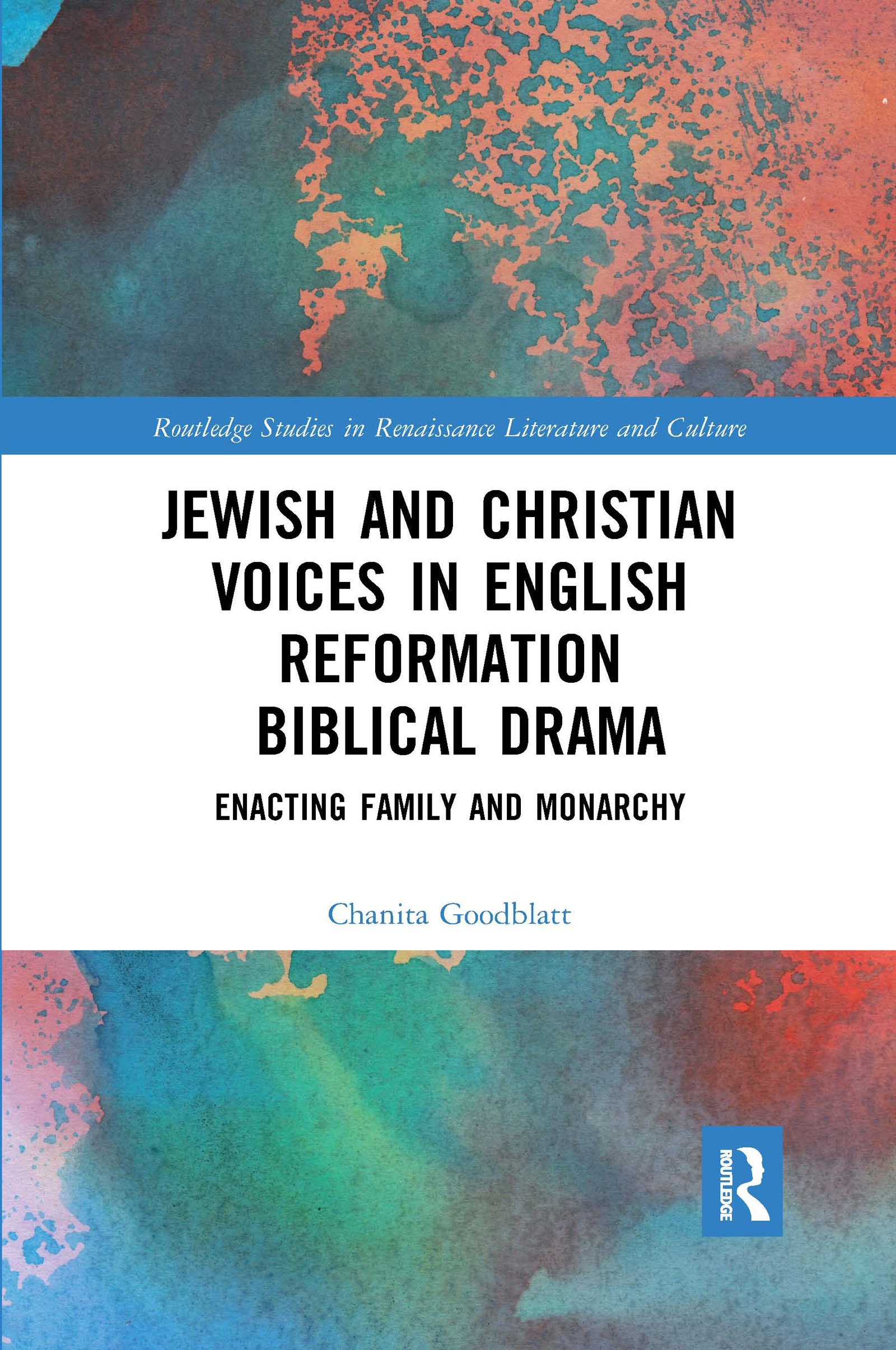 Jewish and Christian Voices in English Reformation Biblical Drama