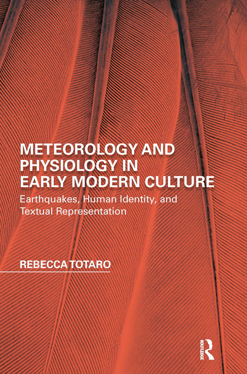 Meteorology and Physiology in Early Modern Culture