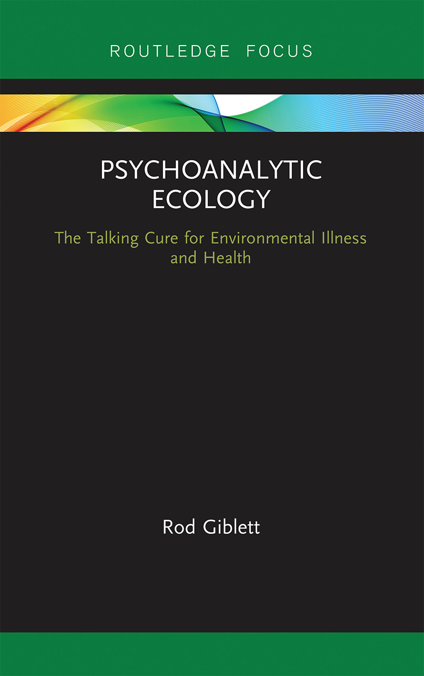Psychoanalytic Ecology
