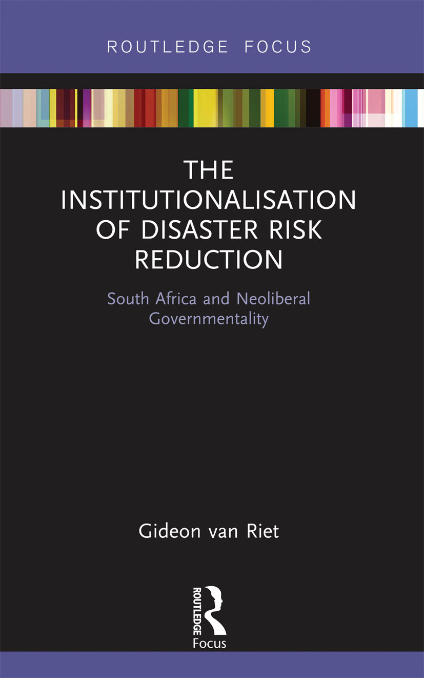 The Institutionalisation of Disaster Risk Reduction
