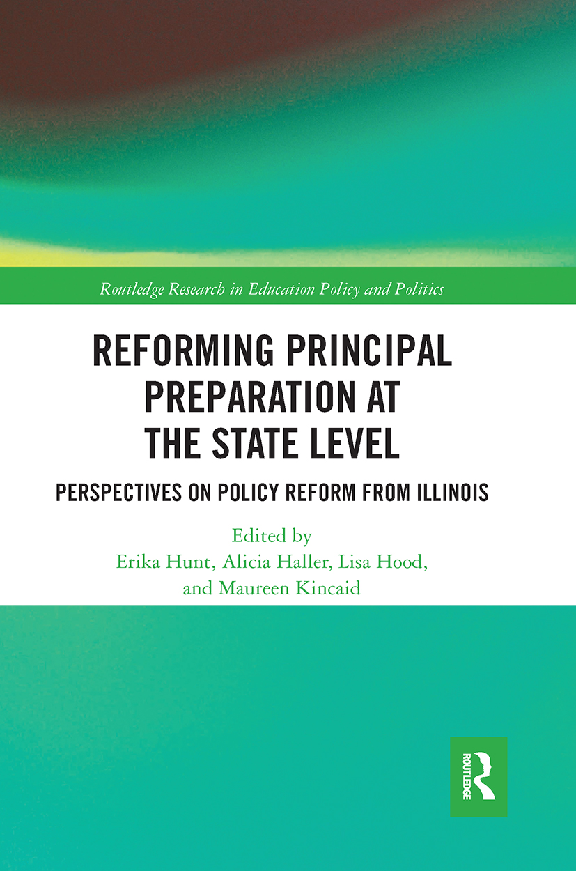 Reforming Principal Preparation at the State Level