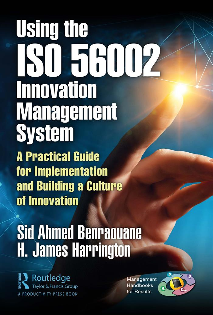 Using the ISO 56002 Innovation Management System