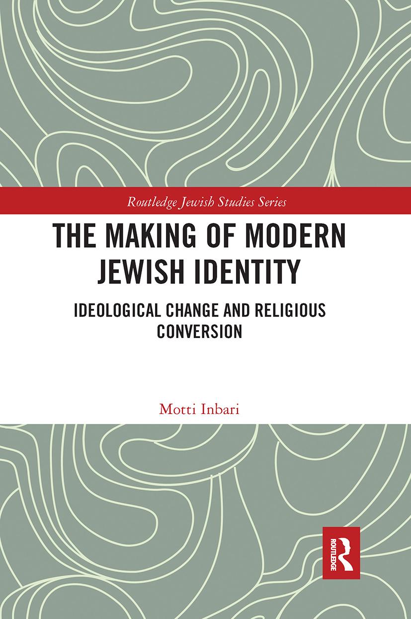 The Making of Modern Jewish Identity