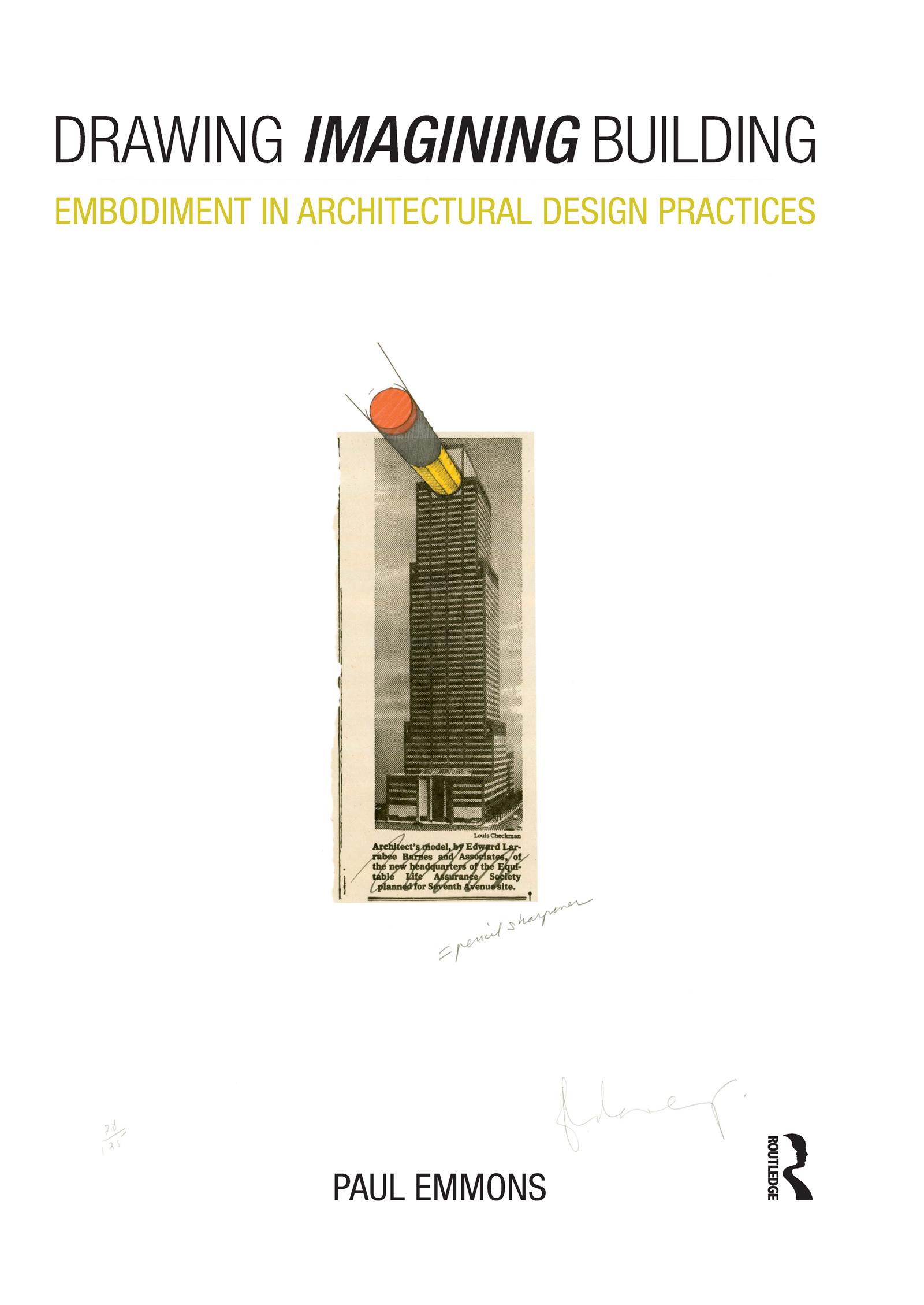 Drawing Imagining Building