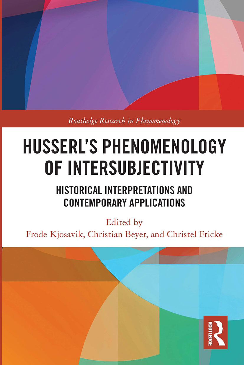 Husserl's Phenomenology of Intersubjectivity