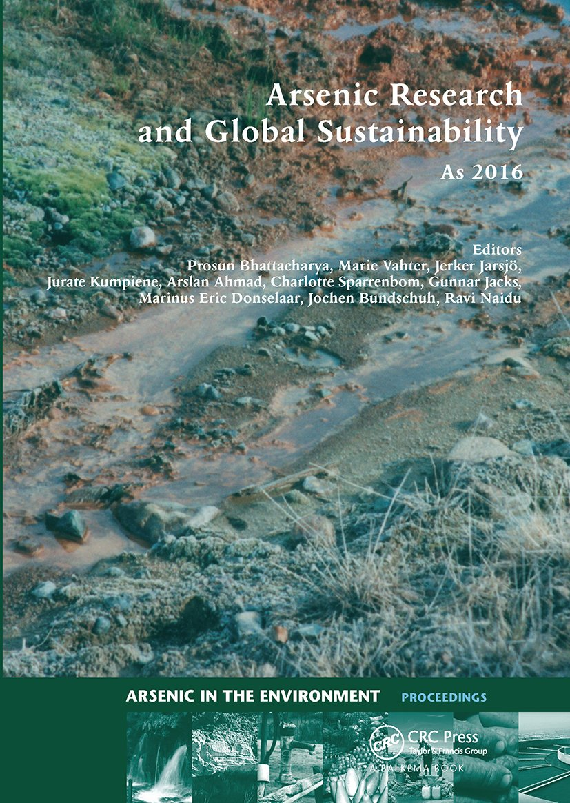 Arsenic Research and Global Sustainability